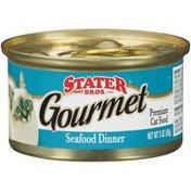 Stater Bros. Markets Gourmet Seafood Dinner Premium Cat Food