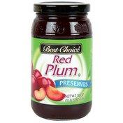 Best Choice Red Plum Preserves