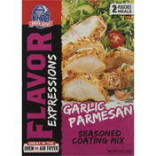 House-Autry Seasoned Coating Mix, Garlic Parmesan