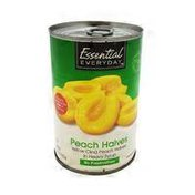 Essential Everyday Peach Halves