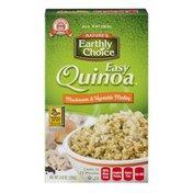 Nature's Earthly Choice Easy Quinoa Mushroom & Vegetable Medley