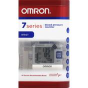 Omron 7 Series Wrist Blood Pressure Monitor (BP652)