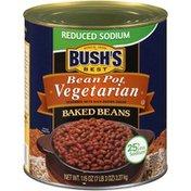 Bush's Best Bean Pot Reduced Sodium Vegetarian Baked Beans