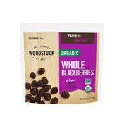 WOODSTOCK Organic Whole Blackberries