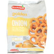 Brookshire's Onion Rings, Golden