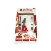 Norpro Ultimate Lobster Shears Seafood Set With 4 Forks