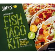 Joeys Fish Taco Kit, The Ultimate
