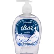 CareOne Clear Liquid Hand Soap