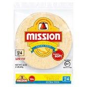 Mission Super Soft Extra Thin Yellow Corn Tortillas