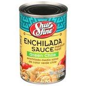 Shurfine Green Chile Enchilada Sauce