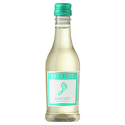 Barefoot Moscato White Wine 1 Single Serve Bottle