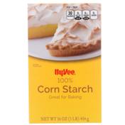 Hy-Vee 100% Corn Starch