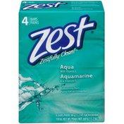 Zest Aqua Refreshing Bars