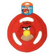 Hartz Angry Birds Tuff Stuff Flyer Dog Toy