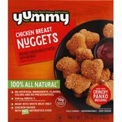 Yummy Chicken Breast Nuggets