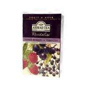 Ahmad Tea Revitalise Mixed Berries & Hibiscus  Herbal Tea