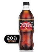 Coca-Cola Orange Vanilla Zero Sugar Diet Soda Sugar Free Soft Drink