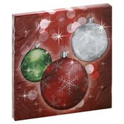Party Creations Napkins, Bright Baubles, 2-Ply