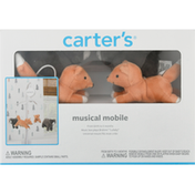 Carter's Musical Mobile, Fox and Bear