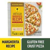 California Pizza Kitchen Gluten Free Margherita Recipe Crispy Thin Crust Pizza