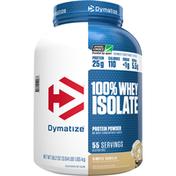 Dymatize Protein Powder, Simple Vanilla, 100% Whey Isolate