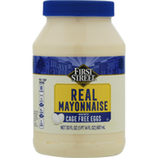 First Street Mayonnaise, Real