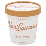 Van Leeuwen Frozen Dessert, Non-Dairy, Salted Caramel