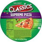 Palermo's Classics Thin Crust Supreme Pizza