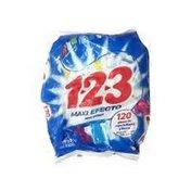 123 Powder Detergent