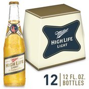 Miller High Life Light Lager Beer