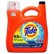 Tide Ultra Oxi Liquid Laundry Detergent