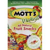 Mott's Fruit Snacks, Assorted