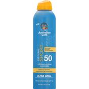 Australian Gold Sunscreen, Extreme Sport, Ultra Chill, SPF 50