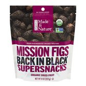 Made in Nature Organic Mission Figs Back In Black Supersnacks