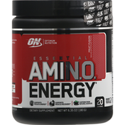 Optimum Nutrition Amino Energy, Essential, Fruit Fusion