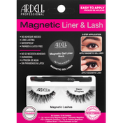 Ardell Liner & Lash Kit, Magnetic, Demi Wispies