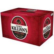 George Killian's Irish Red Irish Lager Beer