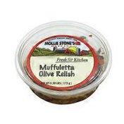 Muffaletta Olive Relish