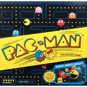 Pac Man Board Game, Age 10 Up