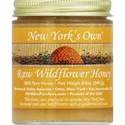 New Yorks Own Honey, Raw Wildflower
