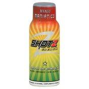 Shot Z Energy Drink, Sabor Mango