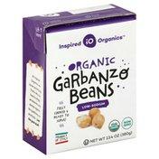 Inspired Organics Garbanzo Beans, Organic
