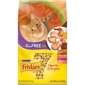 Purina Friskies 7 Dry Cat Food