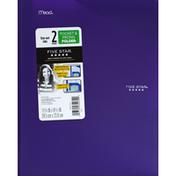 Five Star Folder, Pocket & Prong, 2 Pocket