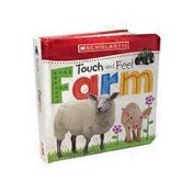545 Scholastic Touch & Feel Farm Early Learners