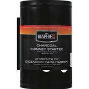 Mr Bar B Q Charcoal Chimney Starter