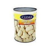 Cedar Lima Beans