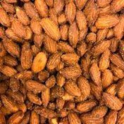 Sweet Barbecue Almonds