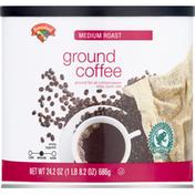 Hannaford Medium Roast Ground Coffee