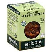 Spicely Aleppo Pepper, Organic